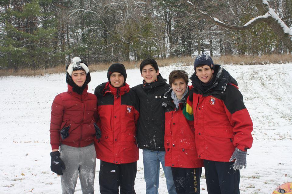 boys winter oaklawn